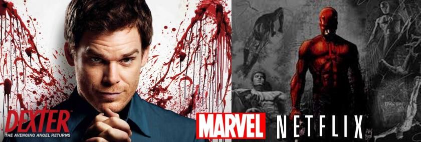 Dexter Daredevil - Netflix quer Michael C. Hall para Demolidor