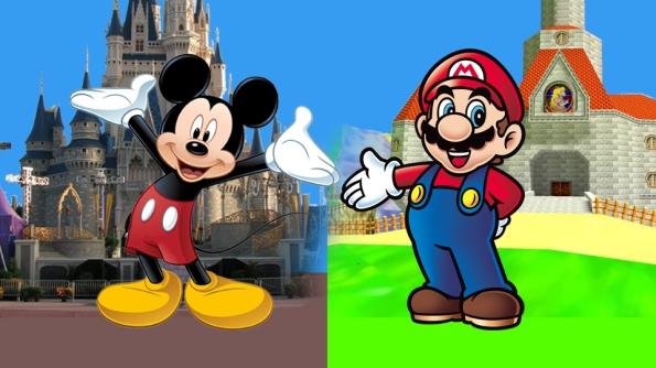 Disney compra Nintendo