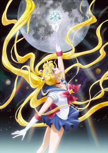 Sailor Moon Crystal (2014)