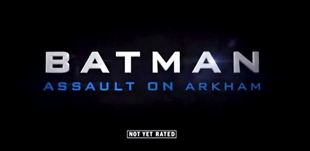 Batman - Assault on Arkham -  Trailer