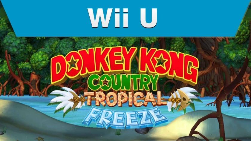 Donkey Kong - Tropical Freeze