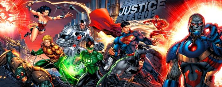 Liga da Justiça (Justice League) - Oficial