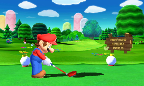 Mario Golf - World Tour (2014)