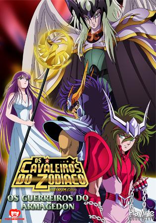 Os Cavaleiros Do Zodíaco: Filme 04 – Os Guerreiros do Armagedon