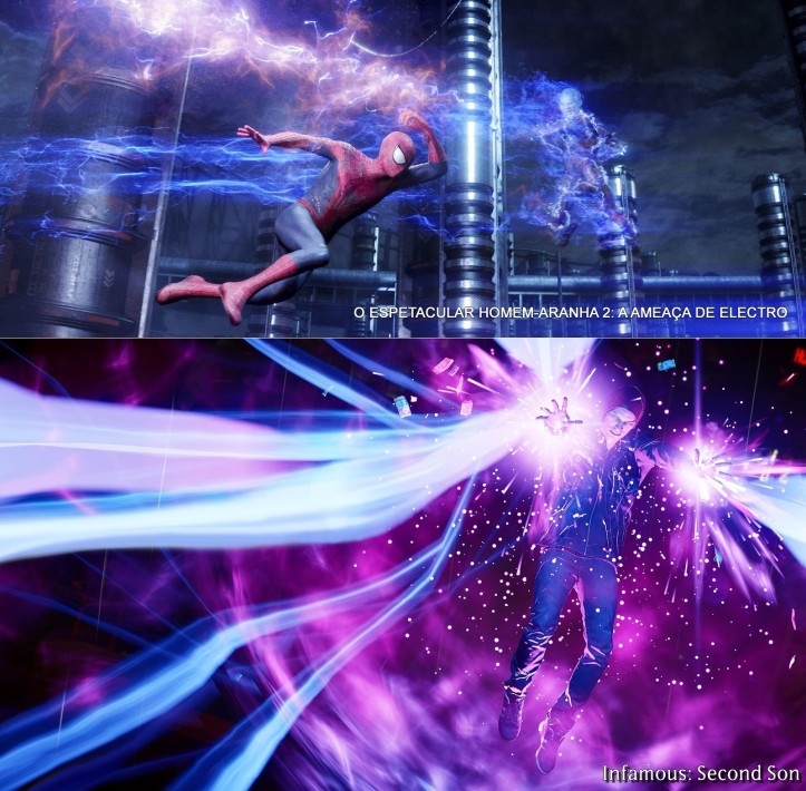 The Infamous Spider-Man - Rise of Electro