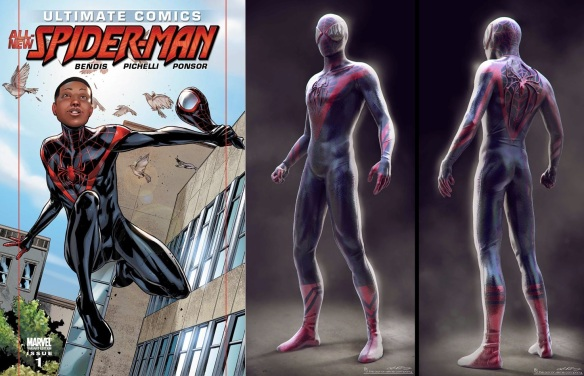 Espetacular Homem-Aranha 2 - Miles Morales Homem-Aranha Ultimate no cinema