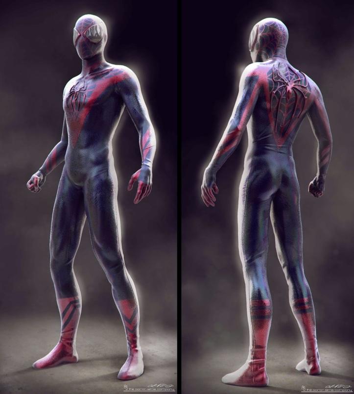 Espetacular Homem-Aranha - A Ameaça de Electro - Uniforme Alternativo - Ultimate Homem-Aranha - Miles Morales