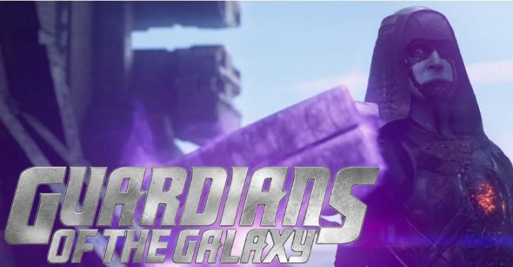 Guardiões da Galáxia - Trailer #2