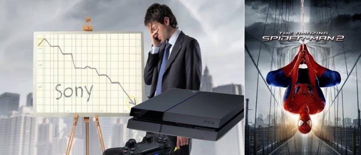 Sony falindo - Prejuízo de U$ 1,25 bilhões e Homem-Aranha voltando para Marvel Studios