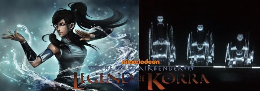 Avatar - A Lenda de Korra - Livro 3 - Mudança - Vilão misterioso e título dos episódios 01 e 02