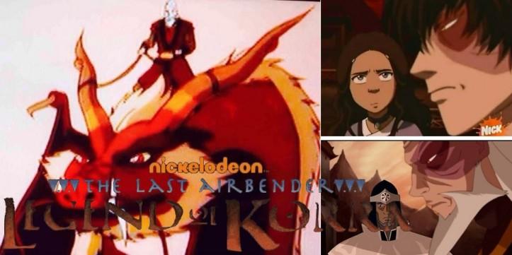 Avatar - A Lenda de Korra - Livro 3 Mudança - Zuko aparece