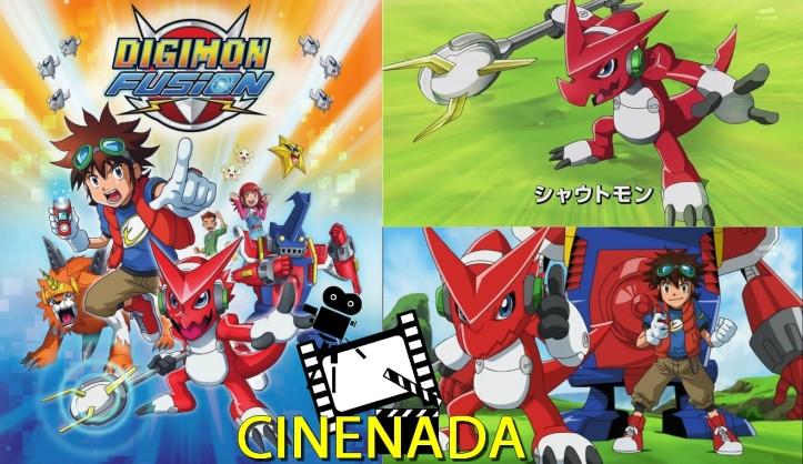 Digimon Fusion - Episódio 01, 02, 03, 04 e 05 - Dublado