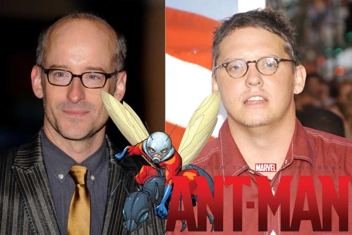 Homem-Formiga - Peyton Reed diretor e Adam McKay roteirista