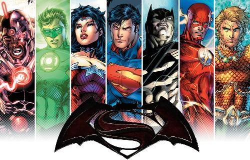 Liga da Justiça - Vaza cronograma da DC Comics
