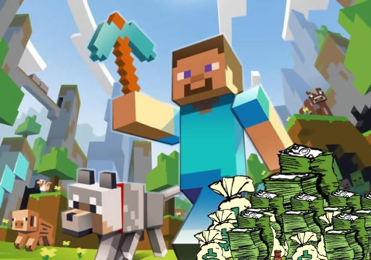Minecraft - Segundo jogo mais vendido de todos os tempos