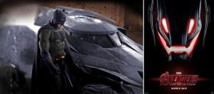 Trailers de Batman V Superman e Vingadores - A Era de Ultron na Comic Con 2014