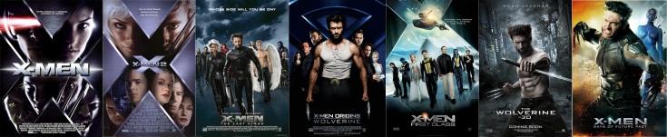 X-Men - Coleção