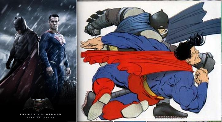 Batman V Superman - Vaza foto de Batman de armadura