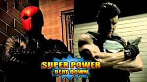 Capuz Vermelho Vs. Justiceiro - Super Power Beat Down - Episódio 12