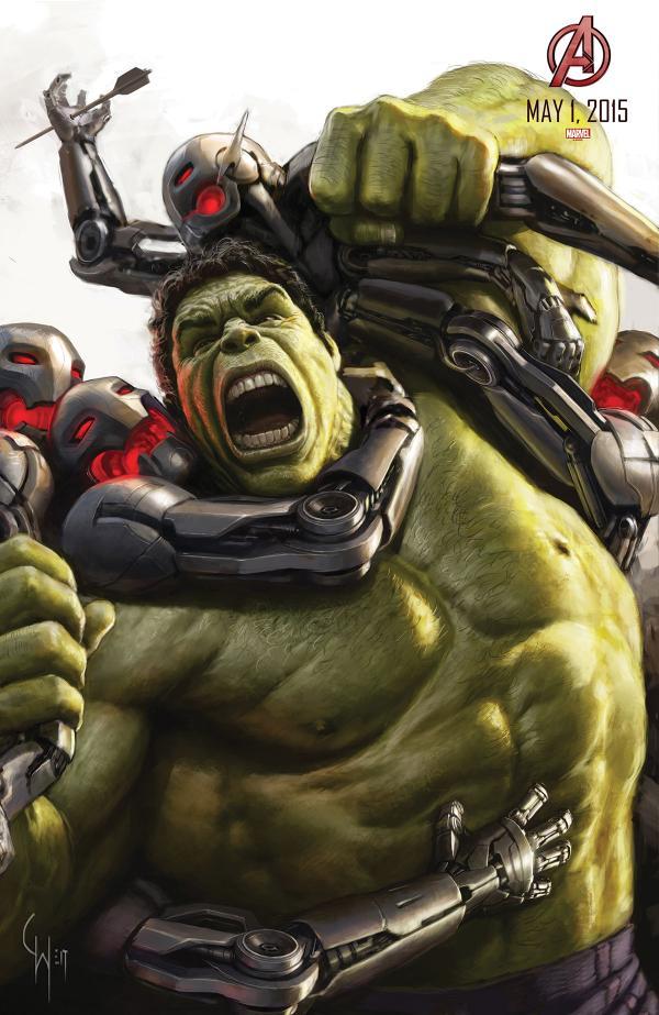 Hulk Vs. Ultron