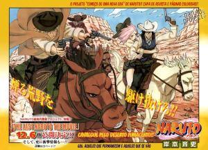 Naruto #686 - Aqueles que permanecem e aqueles que se vão