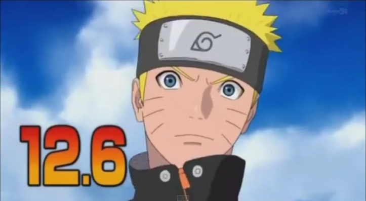 Naruto First Look - The Last Naruto The Movie