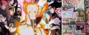Naruto Shippuden - Naruto Mecha no anime
