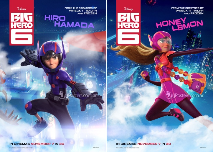 Operação Big Hero 6 - Trailer #2