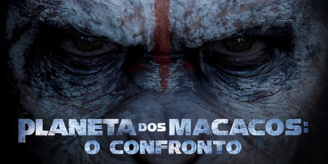 Planeta dos Macacos - O Confronto