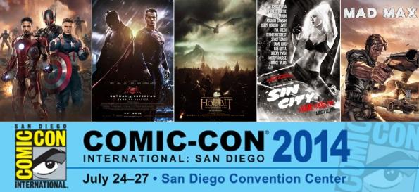 Top 15 - Filmes mais esperados da Comic Con 2014, by Fandango
