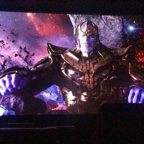 Thanos - Guardiões da Galáxia