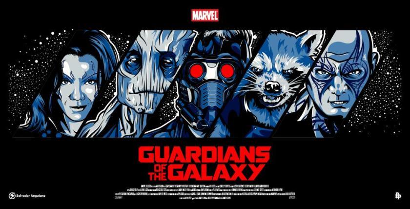 Guardiões da Galáxia (2014): Review