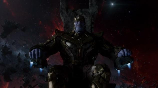 Thanos - Guardiões da Galáxia - Foto Oficial