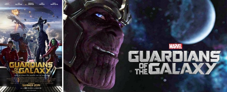 Thanos - Marvel´s Guardians of the Galaxy