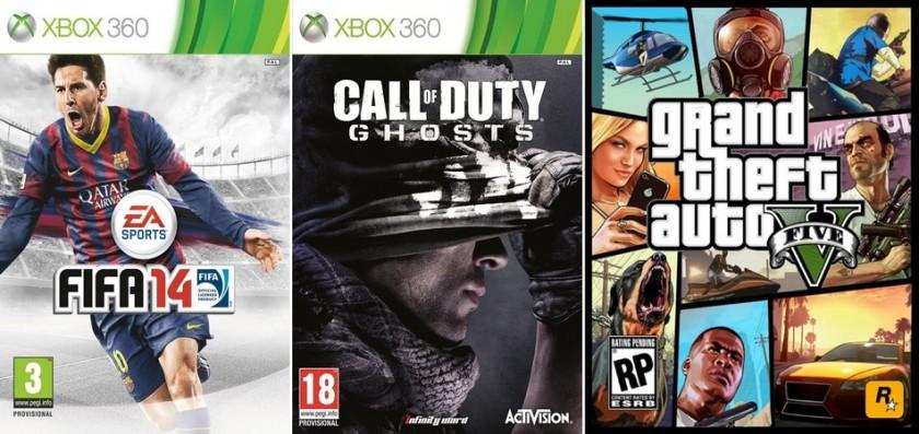 Top 19 - Games mais vendidos no Brasil no primeiro semestre de 2014