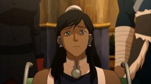 Avatar - A Lenda de Korra - Livro 3 - Mudança - Final - Aleijada