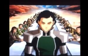Avatar - A Lenda de Korra - Livro 4 - Cena Vazada