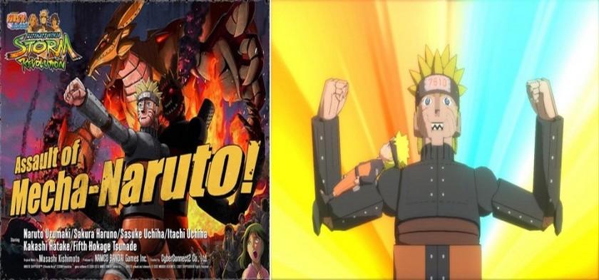 História de Mecha Naruto é revelada