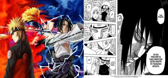 Naruto #692 - Naruto Vs. Sasuke