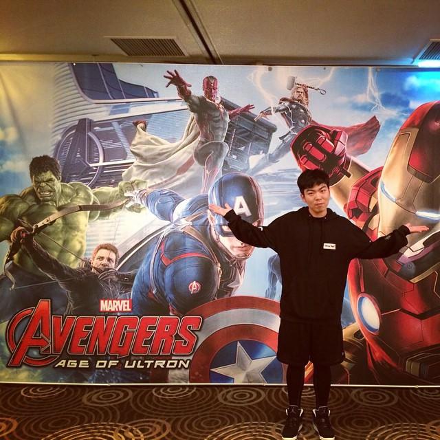 The Avengers - Age of Ultron - Cartaz