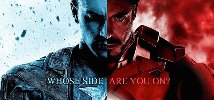 Captain America 3 - Civil War