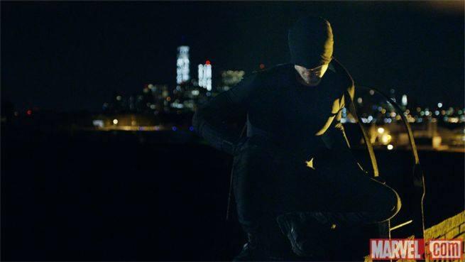Demolidor - Primeira imagem oficial da série do Netflix
