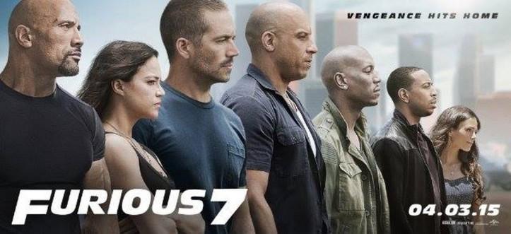 Furious 7 - Vengeance Hits Home