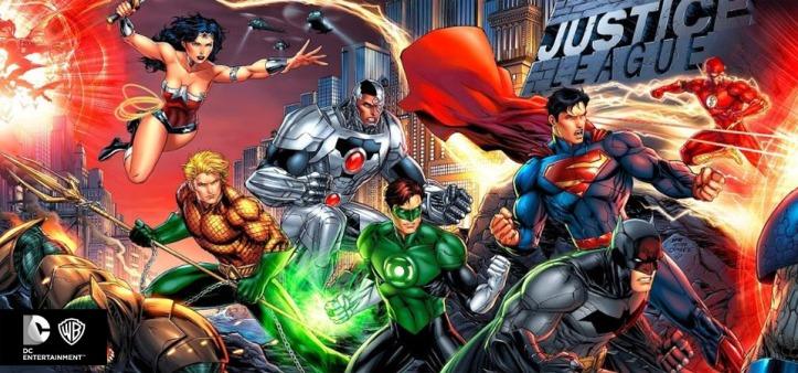 LIGA DA JUSTIÇA - DC Warner confirma todos os filmes até 2020