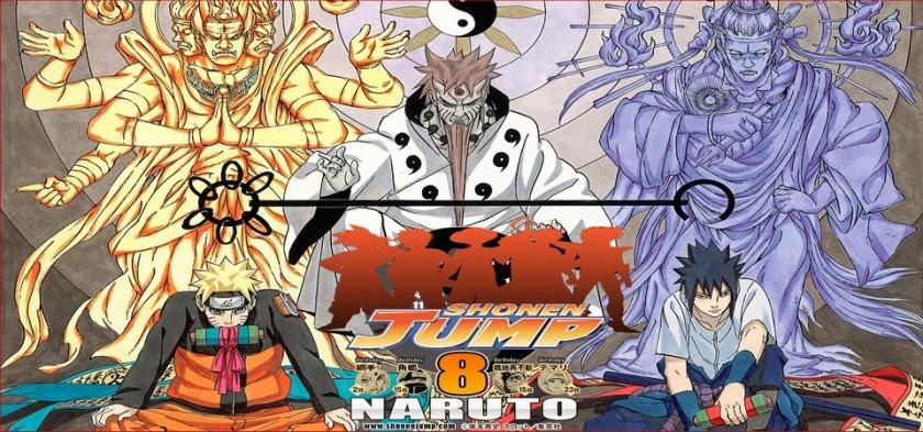 Naruto - Shonen Jump anunciará novo projeto em novembro