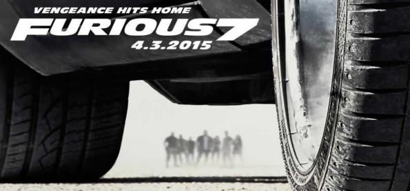 Velozes e Furiosos 7 - Teasers de 7 segundos