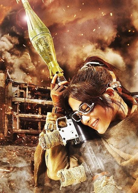 live-action Attack on Titan poster-Hanji