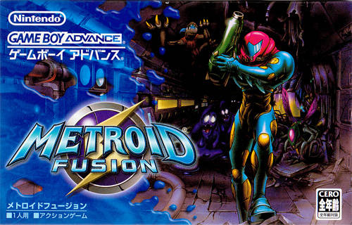 Metroid Fusion - Game Boy Advanced