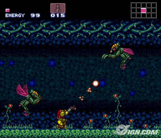 Super Metroid - Gameplay
