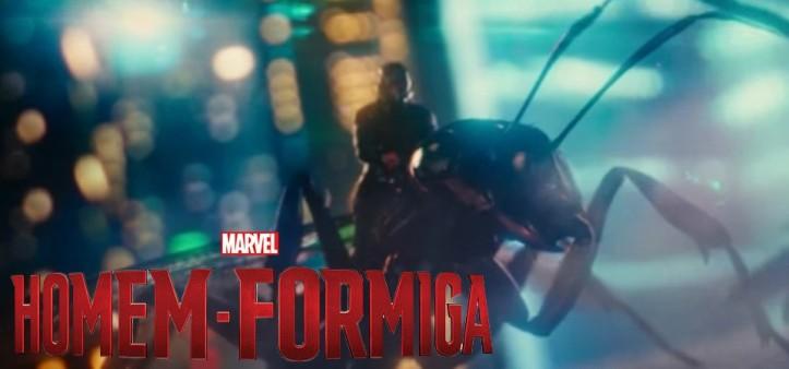 Homem-Formiga - Trailer Oficial